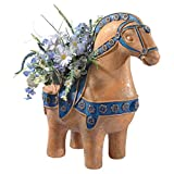 Design Toscano Arion Horse Mythical Greek Sculptural Urn, Full Color For Sale