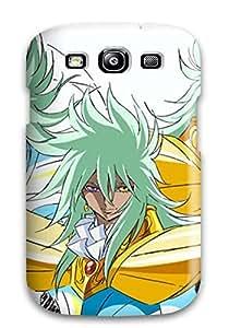 Galaxy S3 Virgo Fudo Background Print High Quality Tpu Gel Frame Case Cover