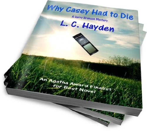 Why Casey Had to Die (Harry Bronson Mysteries Book 1)