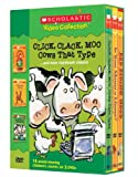 Scholastic Video Collection 3: Click Clack, Moo Cows that Type / Is Your Mama a Llama? / Red Riding Hood