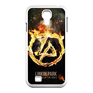 C-EUR Customized Linkin Park Pattern Protective Case Cover for Samsung Galaxy S4 I9500