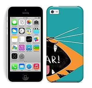 Running Gary Roar Hard Phone Case For iphone 5s