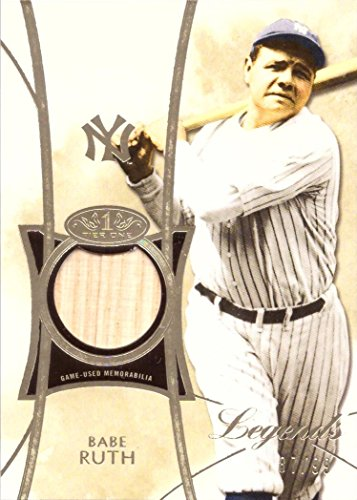 2014 Topps Tier One Relics #TORL-BB Babe Ruth Game Used Bat
