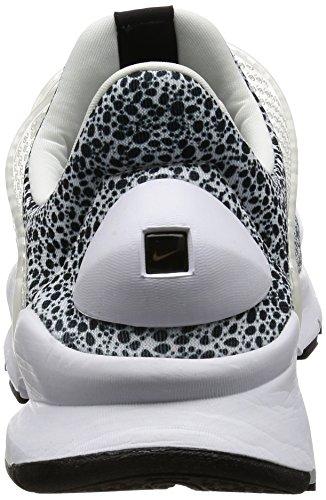 Dart Black Sock Men's Nike 9 QS White US M nqSEOwx