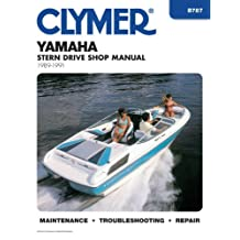 Yamaha Strn Drv 1989-1991