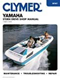 Clymer Yamaha Stern Drive Shop Manual, 1989-1991