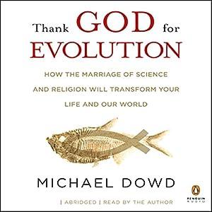 Thank God for Evolution Audiobook