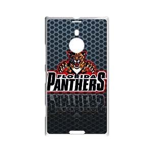 NHL Florida Panthers Ice Custom Case for Nokia Lumia 1520