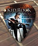 Printed Picks Company Kid Rock 2011 Tour Premium Guitar Pick x 5 Medium