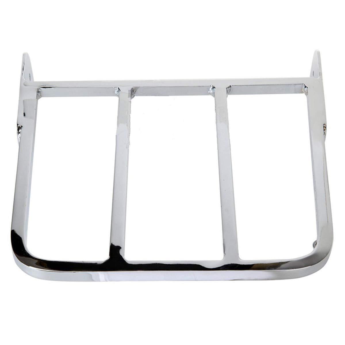 Mingting Chrome Sissy Bar Luggage Rack for Suzuki Boulevard C50 05-11 M50 05-09