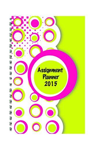 House of Doolittle Weekly Planner Student Assignment Book - 2015 Weekly Planner Erin Condren