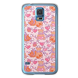 Loud Universe Samsung Galaxy S5 Love Valentine Printing Files A Valentine 176 Printed Transparent Edge Case - Multi Color