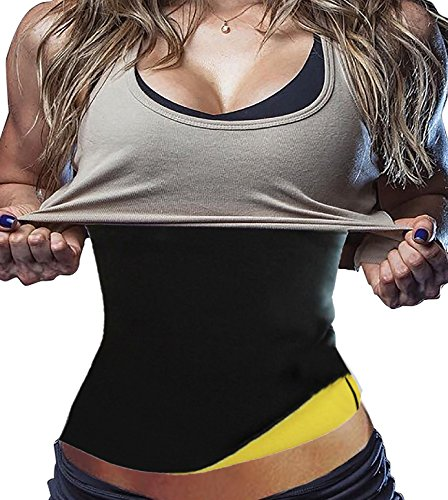 womens-slimming-sweat-belt-hot-neoprene-shirt-body-shapers-for-weight-loss