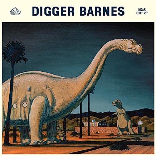 Digger Barnes - Near Exit 27 - CD - FLAC - 2017 - NBFLAC Download