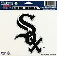 """MLB Chicago White Sox 14409031 Multi-Use Colored Decal, 5"""" x 6"""""""