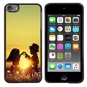 "For Apple iPod Touch 6 6th Touch6 , S-type cd dj de música cdj cdj"" - Arte & diseño plástico duro Fundas Cover Cubre Hard Case Cover"