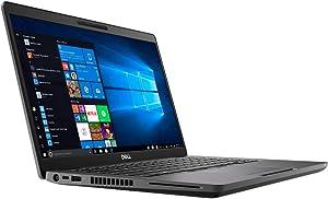 Dell Latitude 14 - 5400 Business Laptop (14inch FHD Display, Intel Core i5-8365U, 8GB Memory, 256GB PCIe M.2 NVMe SSD) Windows 10 Pro