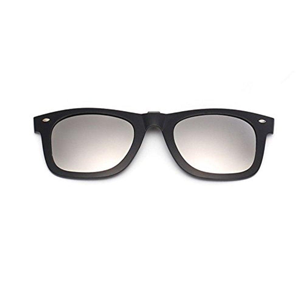 Spiegel Polarisierte Wechselrahmen Flip Up Kunststoff Sonnenbrille ...
