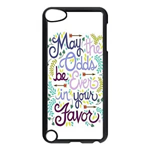 CSKFUthe Case Shop- Customizable The Hunger Games Quotes Hard Plastic Case Cover For iphone 6 5.5 plus Touch , p5xq-491