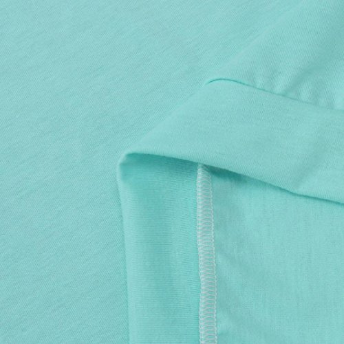 Elegante in Maniche Camicette Collo O Solido T Donna Felpa Blu Shirt Pizzo Camicie ABCone Autunno Casual Tops Pullover Lunghe wgqS7XxH