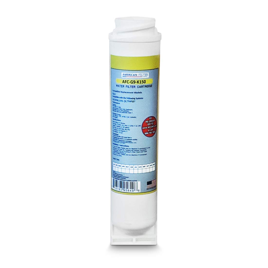 GE FQK1K Compatible Water Filter