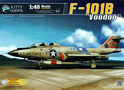 Kitty Hawk KTH80114 1:48 F-101B Voodoo [MODEL BUILDING ()
