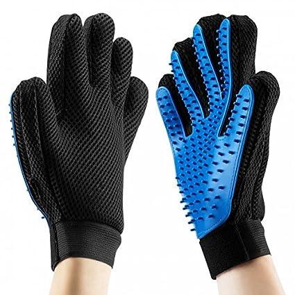omorc 26–020–611x 2, gants de massage pour chiens/chats, matériau respirant, Lot de 2 omorc 26-020-611x 2 Generic 26-020-611x2