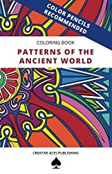 Coloring Book: Patterns of the Ancient World