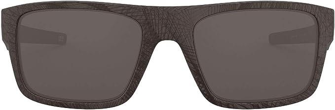 Oakley Drop Point 936720 60 Gafas de sol, Gris (Aero Grimed Grey/Warm Grey), Hombre