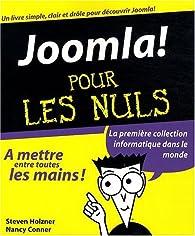 Joomla ! pour les nuls par Martin Haberle