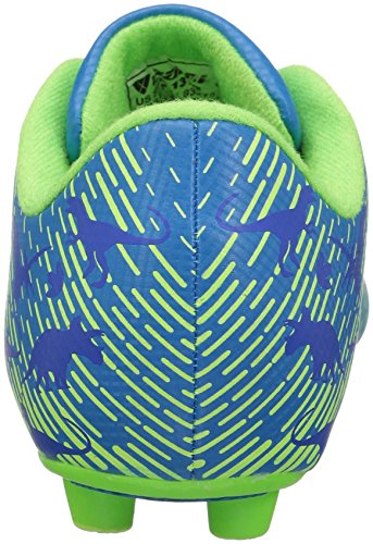 Pictures of Vizari Baby Dino Soccer Shoe Blue/Green 93276 Blue/Green 8