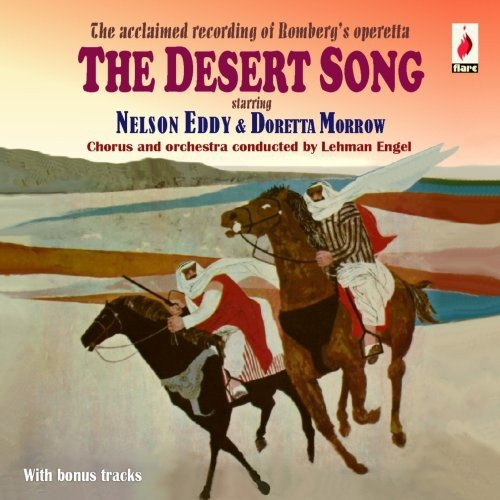 The Desert Song Nelson Eddy Films