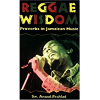 Reggae Wisdom: Proverbs in Jamaican Music book cover