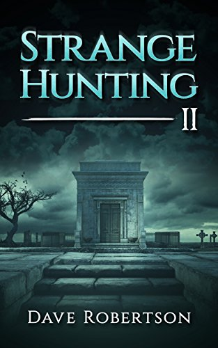 The front cover of Strange Hunting II