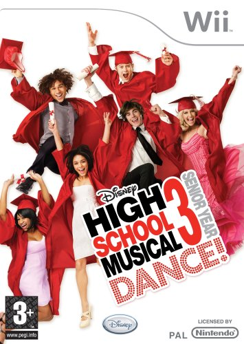 - High School Musical 3: Senior Year DANCE! /Wii