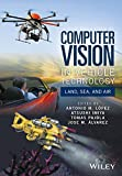 img - for Computer Vision in Vehicle Technology: Land, Sea, and Air book / textbook / text book