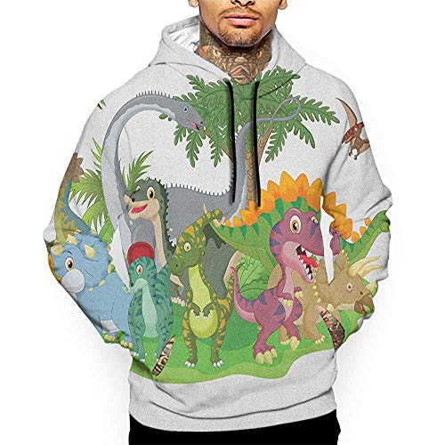 (Hoodies Sweatshirt Autumn Winter in Wonderland,Alice Sitting on Branch and Chescire Cat in Darkness Cartoon Style, Multicolor,Sweatshirts for Women)