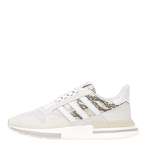 online store 919e3 3c29e ZX 500 RM Trainers - White: Amazon.co.uk: Shoes & Bags