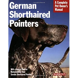 German Shorthaired Pointers (Complete Pet Owner's Manual) 34