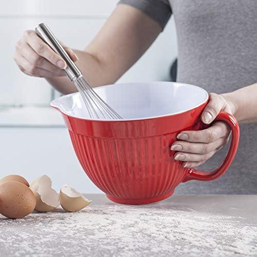 Zeal G208R ciotola//pastella brocca rosso