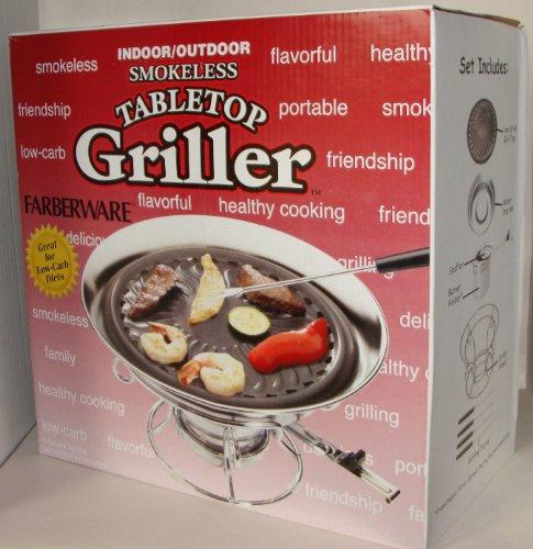 Farberware Smokeless Tabletop Griller