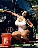 Mercedes Javid Signed Autograph 8x10 Photo SHAHS OF SUNSET Sexy Bikini Pose COA