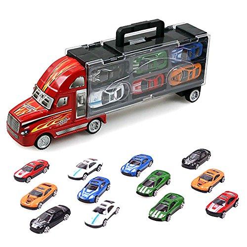 mmrm 2016 auto camion voiture sacoche 12 voitures de courses mod le de simulation cadeau pour. Black Bedroom Furniture Sets. Home Design Ideas