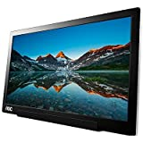AOC i1601fwux 16-Inch IPS Extremely Slim USB-C Powered Portable Monitor, 1920x1080 Res, 5ms, Smart Cover/Stand (Certified Refurbished)