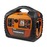 Wagan EL7561 Orange Dome PLEX Battery Portable 1000 Amps Jump Starter Air Compressor 800W Peak Surge Power Inverter