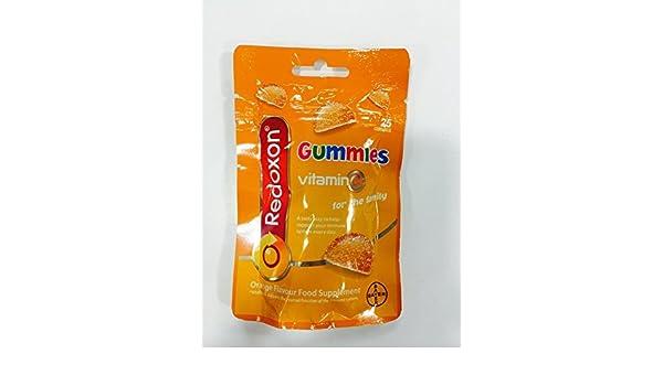 Amazon.com: Redoxon 25 Vitamin C Gummies - Pack of 5 by Redoxon: Health & Personal Care