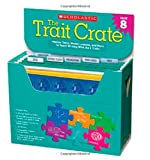 img - for The Trait Crate  Grade 8: Mentor Texts, Model Lessons, and More to Teach Writing With the 6 Traits book / textbook / text book