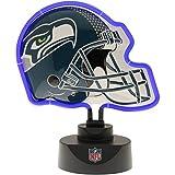 The Memory Company Seattle Seahawks Neon Helmet Lamp