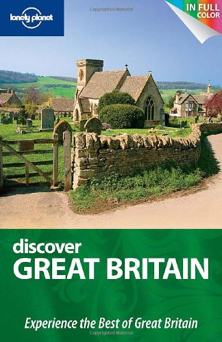 Download Lonely Planet Discover Great Britain (Full Color Country Travel Guide) pdf epub