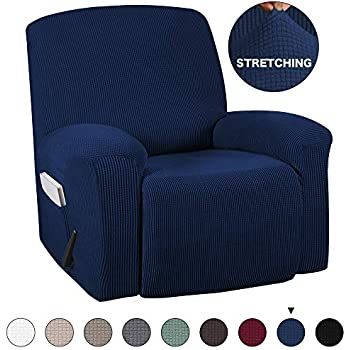 Amazon Com Stretch Sensations Newport Recliner Slipcover